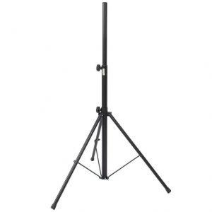 KL-04:<br>Stojak pod kolumny głośnikowy stalowy standard