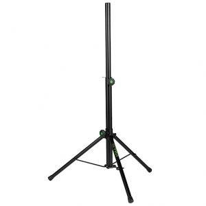 KL-14:<br>Statyw kolumnowy z wzmocnieniem nóg stalowy niski