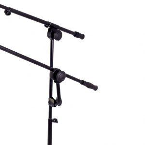 Ramię mikrofonowe dokręcane do statywu M-08