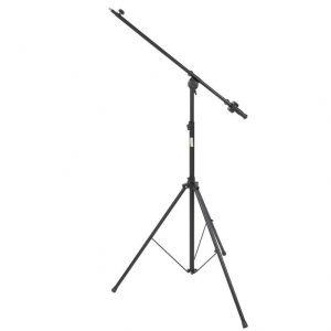 M-17:<br>Statyw do mikrofonu studyjny wysoki z przeciwwagą