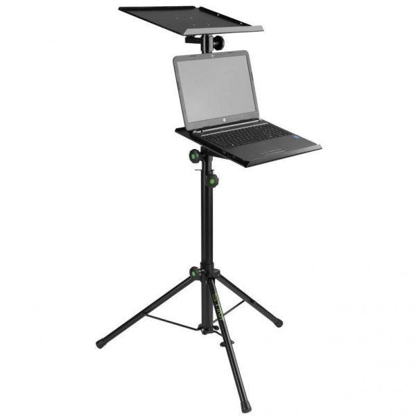 R-26:<br>Statyw pod projektor i laptop mobilny